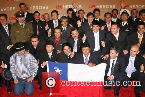 Chilean Miner's 2010 CNN Heroes: An All-Star Tribute...