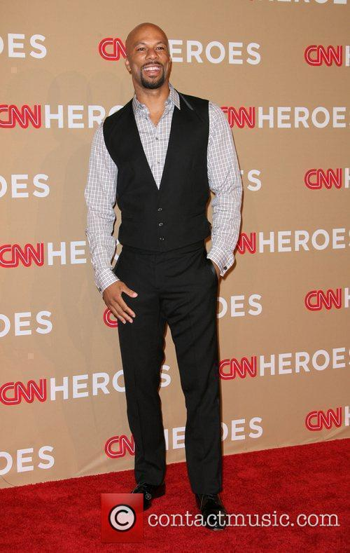 Common 2010 CNN Heroes: An All-Star Tribute held...