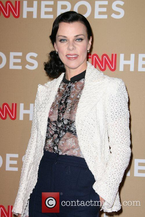 Debi Mazar 2010 CNN Heroes: An All-Star Tribute...