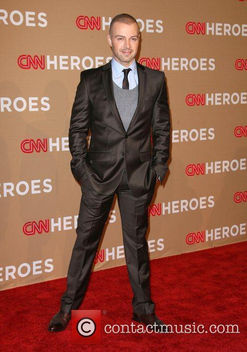 Joseph Lawrence 2010 CNN Heroes: An All-Star Tribute...