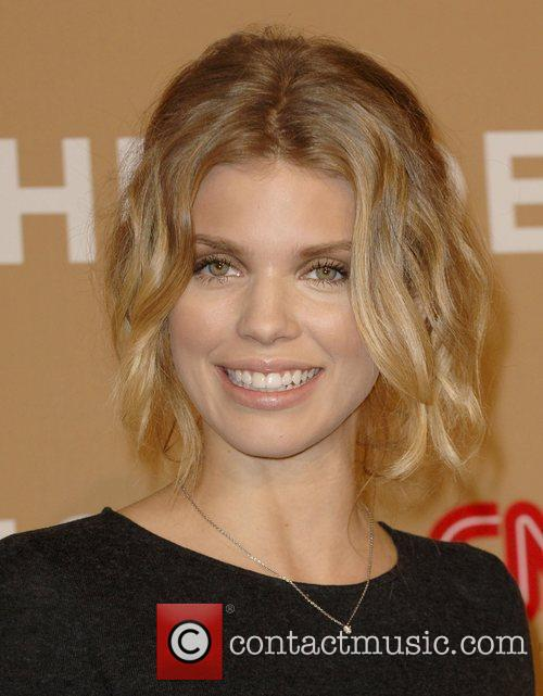 AnnaLynne McCord and CNN 8