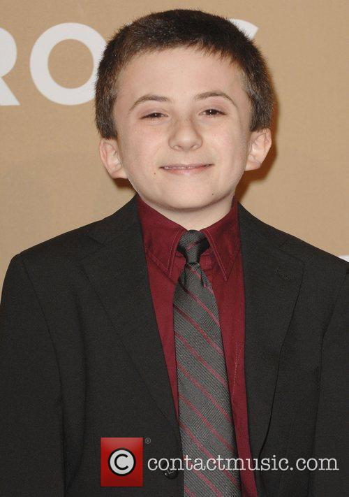 Atticus Shaffer and Cnn 3