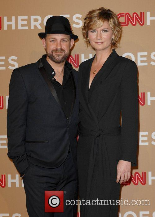 Kristian Bush, Jennifer Nettles 2010 CNN Heroes: An...