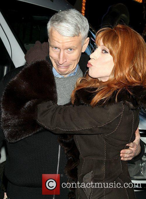 Anderson Cooper, Cnn and Kathy Griffin 2