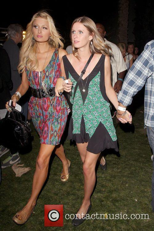 Paris Hilton and Sister Nicky Hilton 3