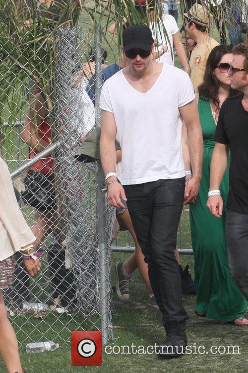 Alexander Skarsgard at the 2010 Coachella Valley Music...