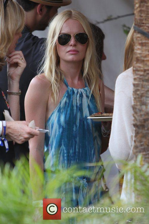 Kate Bosworth at the Coachella Music Festival 2010...