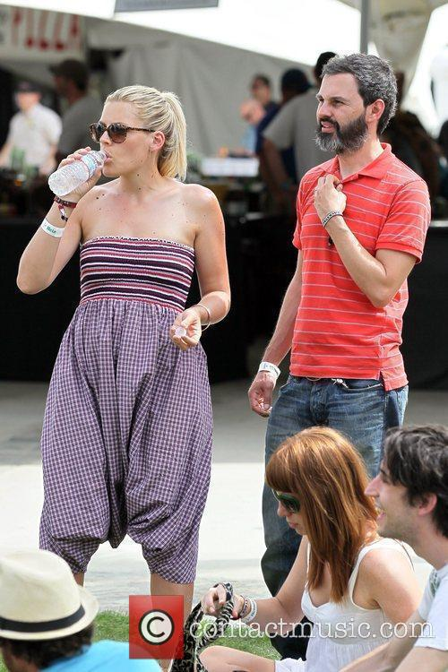 Busy Philipps and Husband Marc Silverstein 8