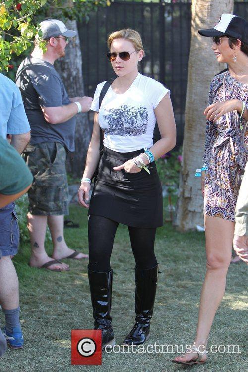 Abbie Cornish at the 2010 Coachella Valley Music...