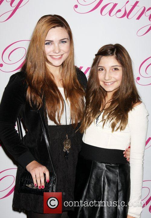Julianna Rose and Jennessa Rose  Cody Simpson's...