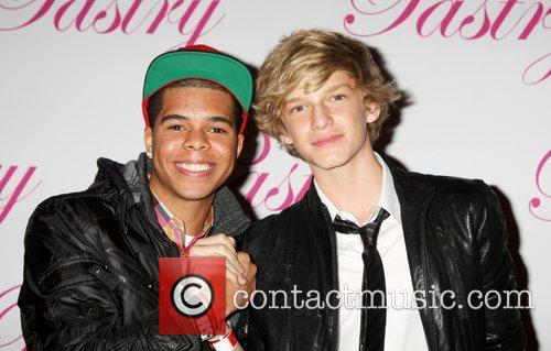Cody Simpson and guest Cody Simpson's 14th Birthday...