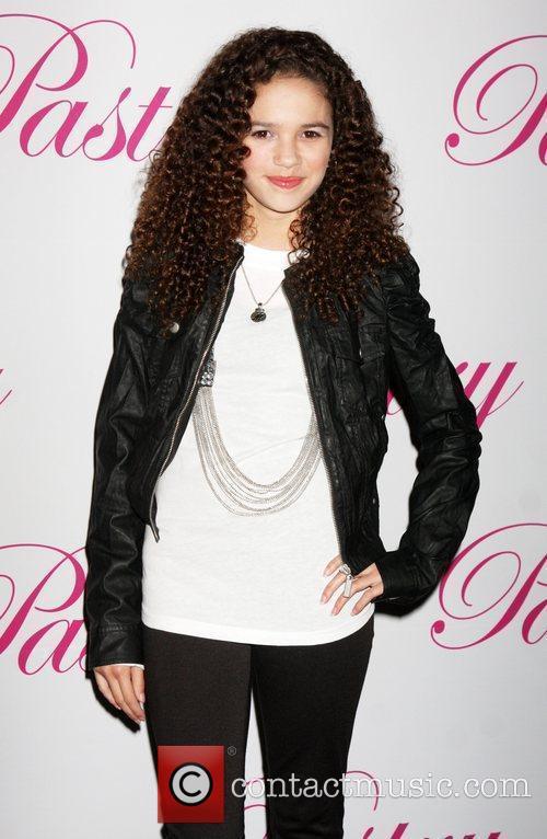 Madison Pettis Cody Simpson's 14th Birthday Party at...