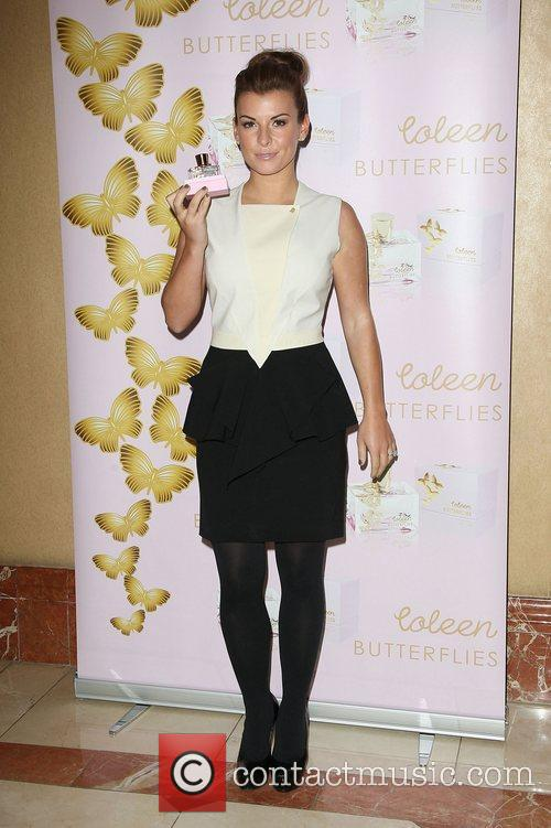 Launches her new perfume 'Butterflies'