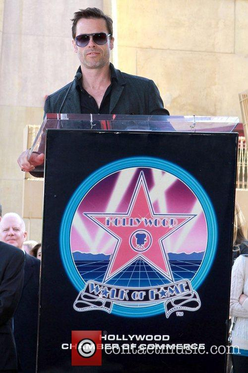 Guy Pearce Colin Firth is honored with the...