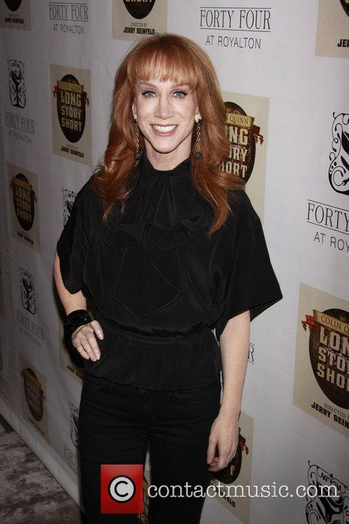 Kathy Griffin  Opening night after party for...