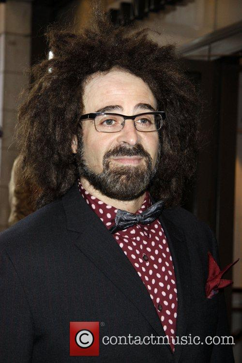 Adam Duritz  Opening night of the Manhattan...