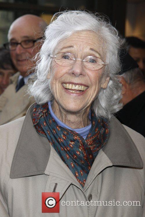 Frances Sternhagen Opening night of the Manhattan Theatre...