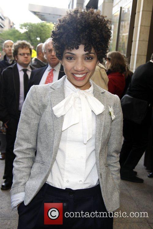 Jaskia Nicole from the TV show Fringe Opening...