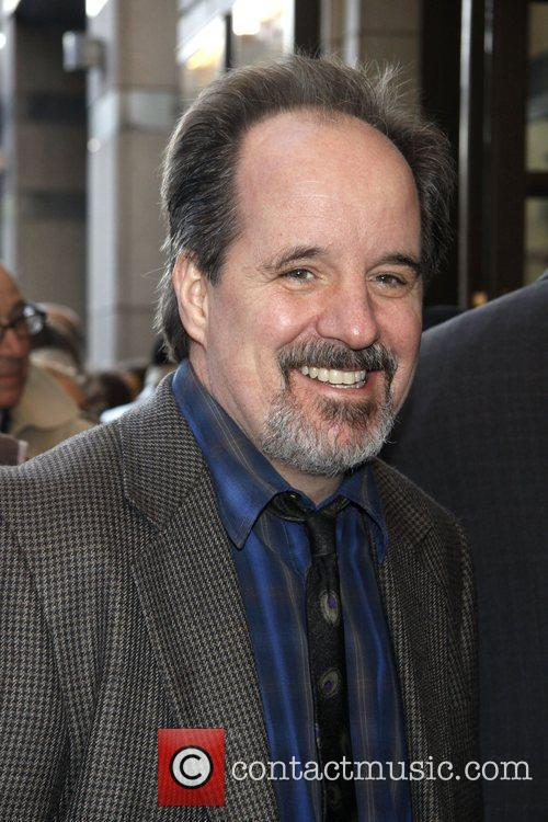 John Pankow Opening night of the Manhattan Theatre...