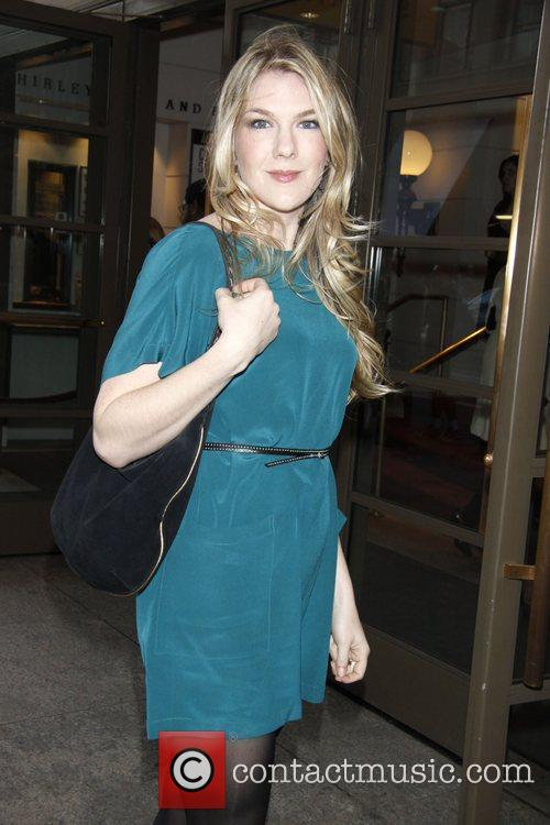 Lily Rabe Opening night of the Manhattan Theatre...