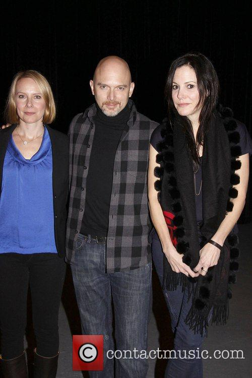 Amy Ryan, Michael Cerveris and Mary-Louise Parker 'An...