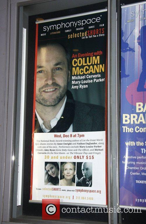 Atmosphere and Colum Mccann 1