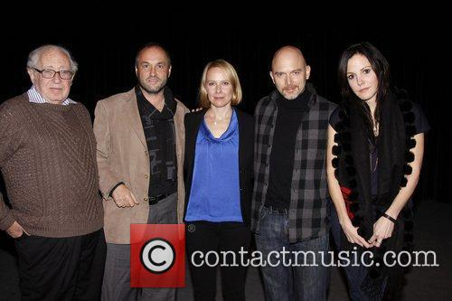 Colum Mccann, Amy Ryan, Mary-louise Parker and Michael Cerveris 7