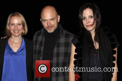 Colum Mccann, Amy Ryan, Mary-louise Parker and Michael Cerveris 10