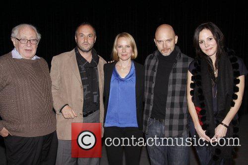 Colum McCann, Amy Ryan, Mary-Louise Parker and Michael Cerveris 1