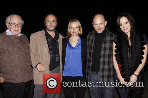 Colum Mccann, Amy Ryan, Mary-louise Parker and Michael Cerveris 11