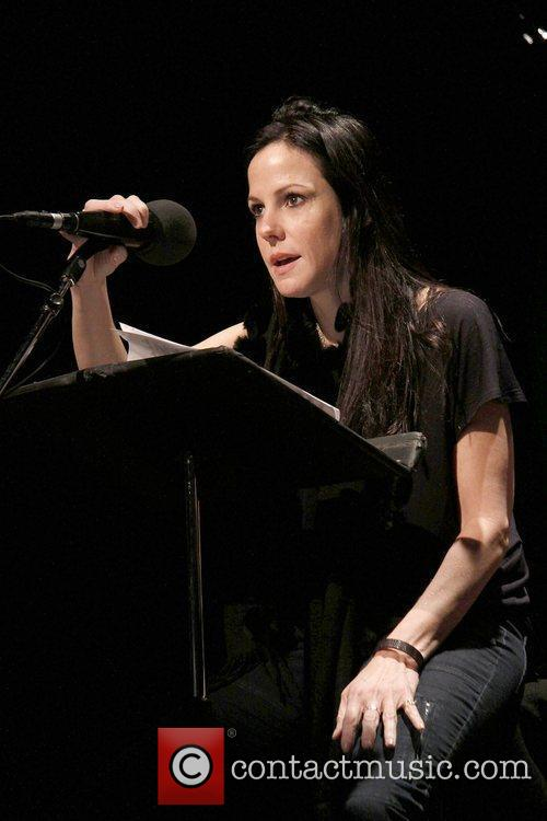 Mary-louise Parker and Colum Mccann 8