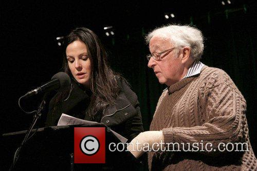 Mary-louise Parker and Colum Mccann 7