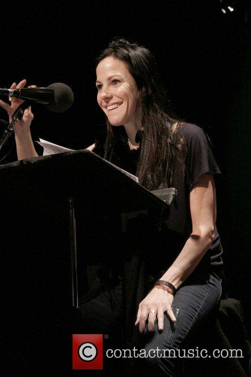 Mary-louise Parker and Colum Mccann 6
