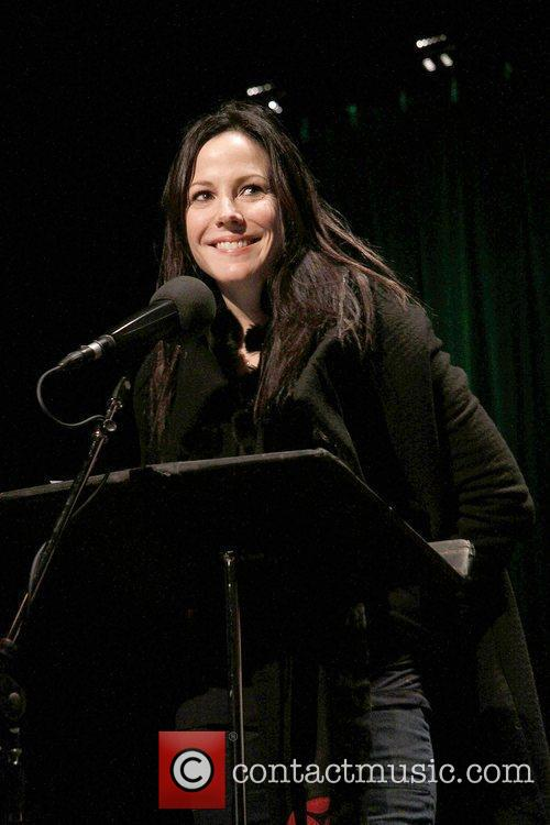 Mary-louise Parker and Colum Mccann 4