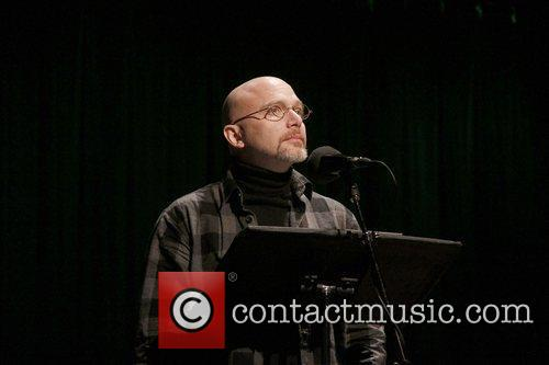 Michael Cerveris and Colum Mccann 4