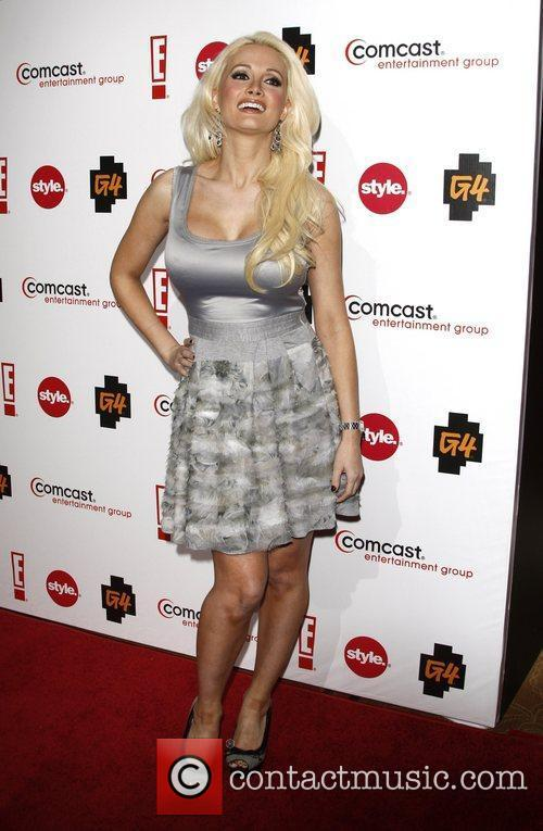 Holly Madison and Comcast 2