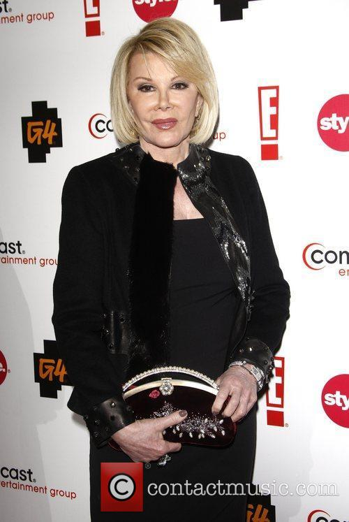 Joan Rivers and Comcast 2