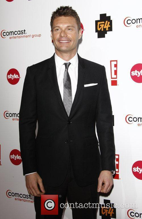 Ryan Seacrest and Comcast 3