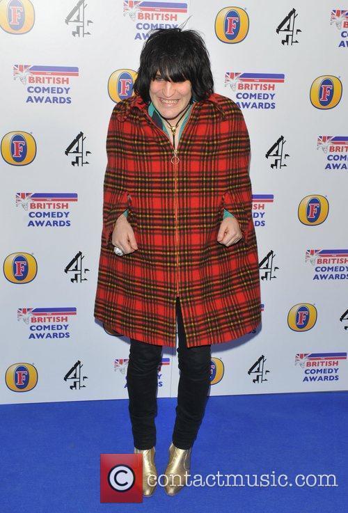 Noel Fielding British Comedy Awards 2010 held at...