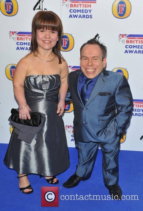 Warwick Davies And Guest 2