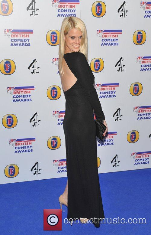 Alice Eve British Comedy Awards 2010 held at...