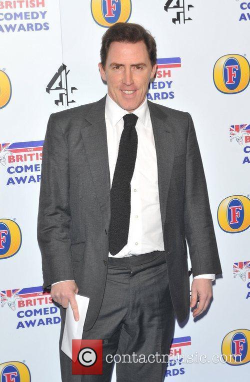 Rob Brydon British Comedy Awards 2010 held at...