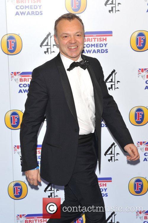 Graham Norton British Comedy Awards 2010 held at...