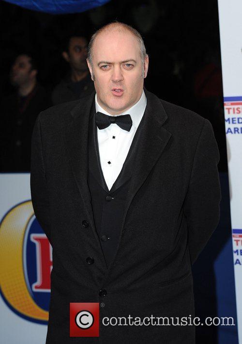 Dara O'Briain British Comedy Awards 2010 held at...