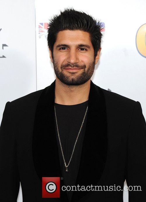 Kayvan Novak British Comedy Awards 2010 held at...