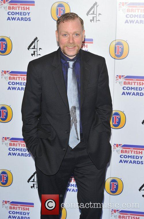 Rufus Hound British Comedy Awards 2010 held at...
