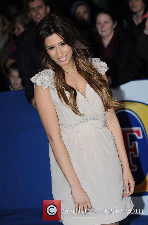 Stacey Solomon British Comedy Awards 2010 held at...