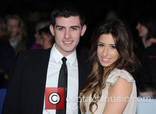 Stacey Solomon and guest British Comedy Awards 2010...