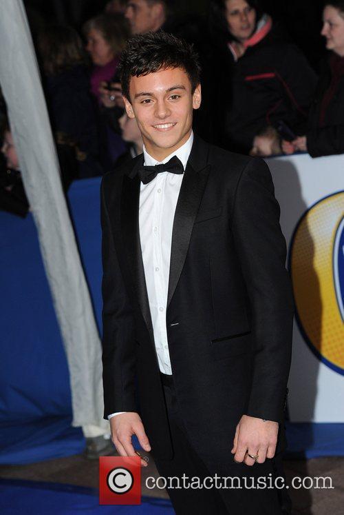 Tom Daly British Comedy Awards 2010 held at...