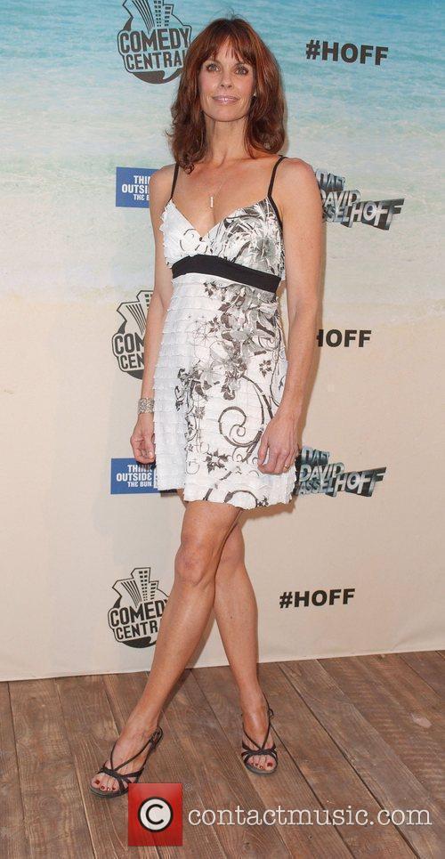 Alexandra Paul Comedy Central Roast Of David Hasselhoff...